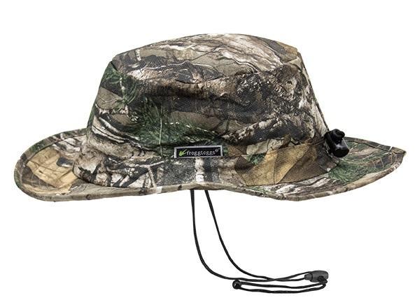 dbccfa8713fe1f Frogg Toggs FTH101-54 Bucket Hat Waterproof Realtree Xtra – Shop Robby's
